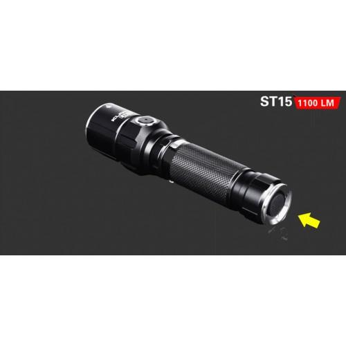 Lampe tactique ST15 LED - 1100 lumens KLARUS