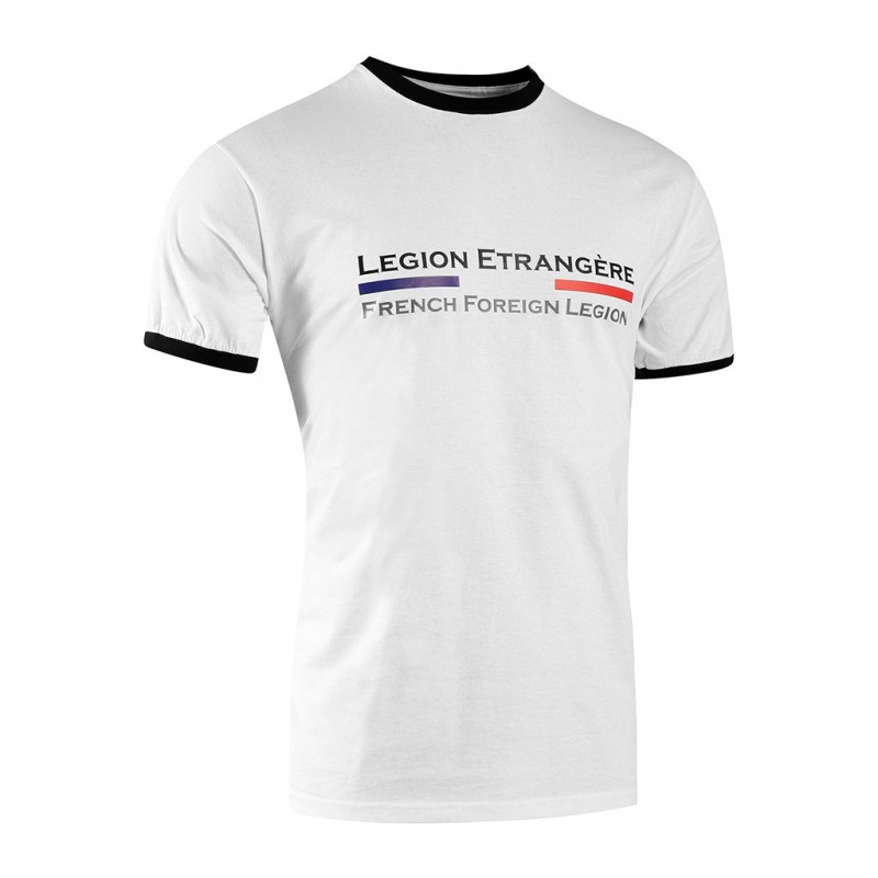 Tee shirt french foreign legion flamme