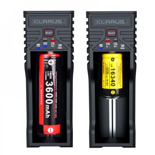 Chargeur pour 1 batterie rechargeable