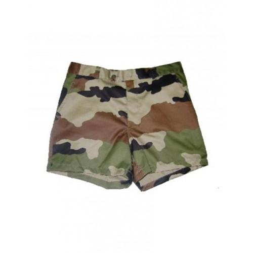 Short camouflage neuf Armée Française