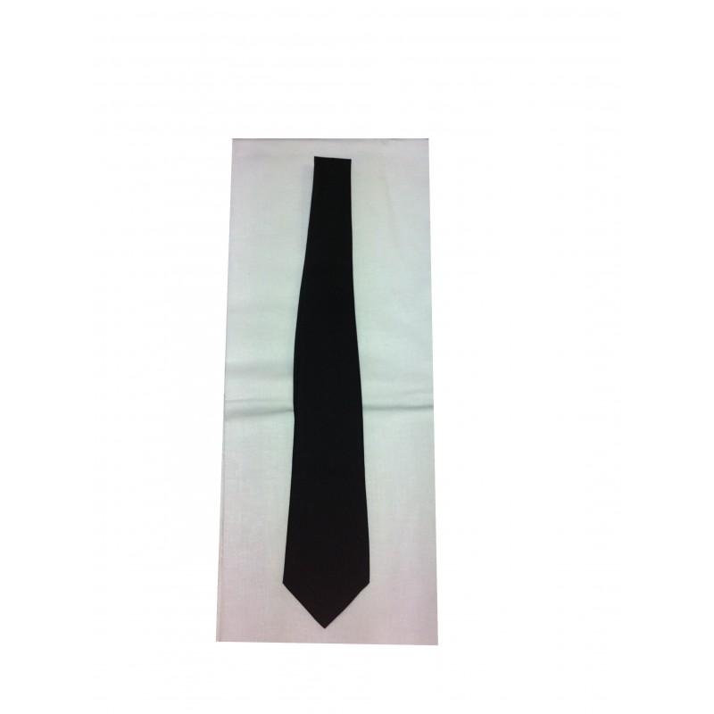Cravate noire militaire Armée Française