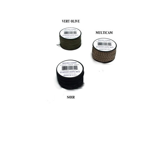 Corde MICROCORD (made in USA)