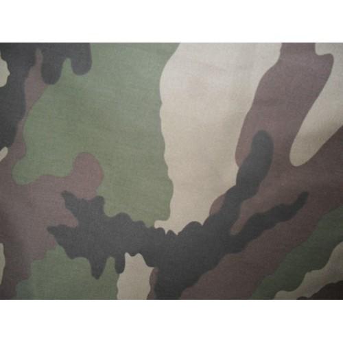 Tissu militaire camouflage centre-europe