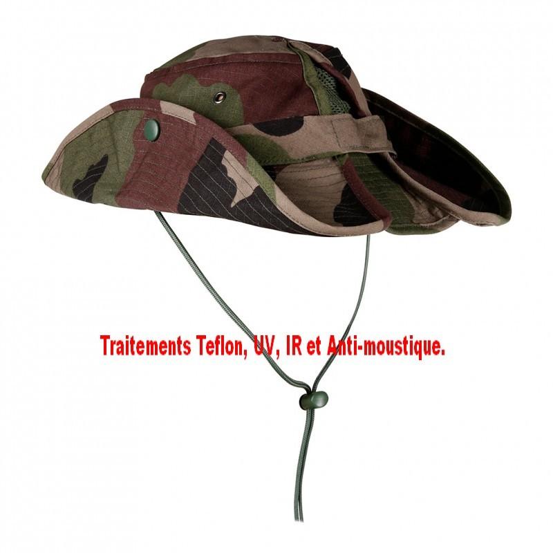 Chapeau de brousse taille unique