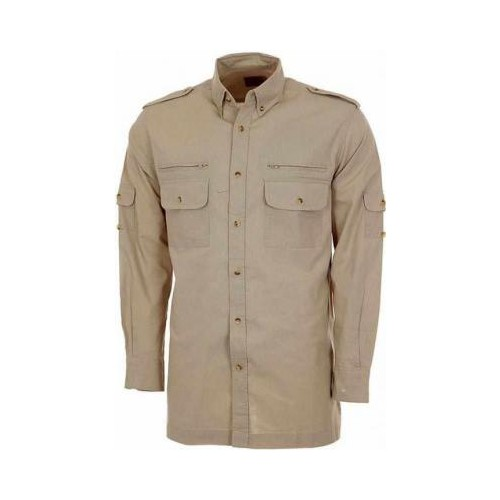 Chemise Multipoches Bartavel® Authentic