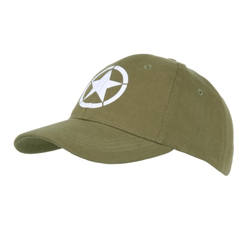 Casquette de Baseball : Allied Star WWII