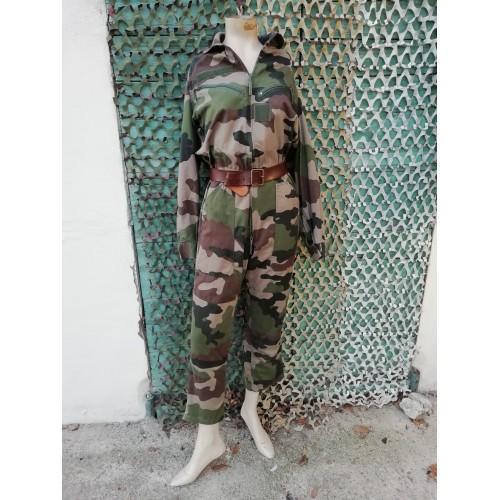 Combinaison camouflage militaire française