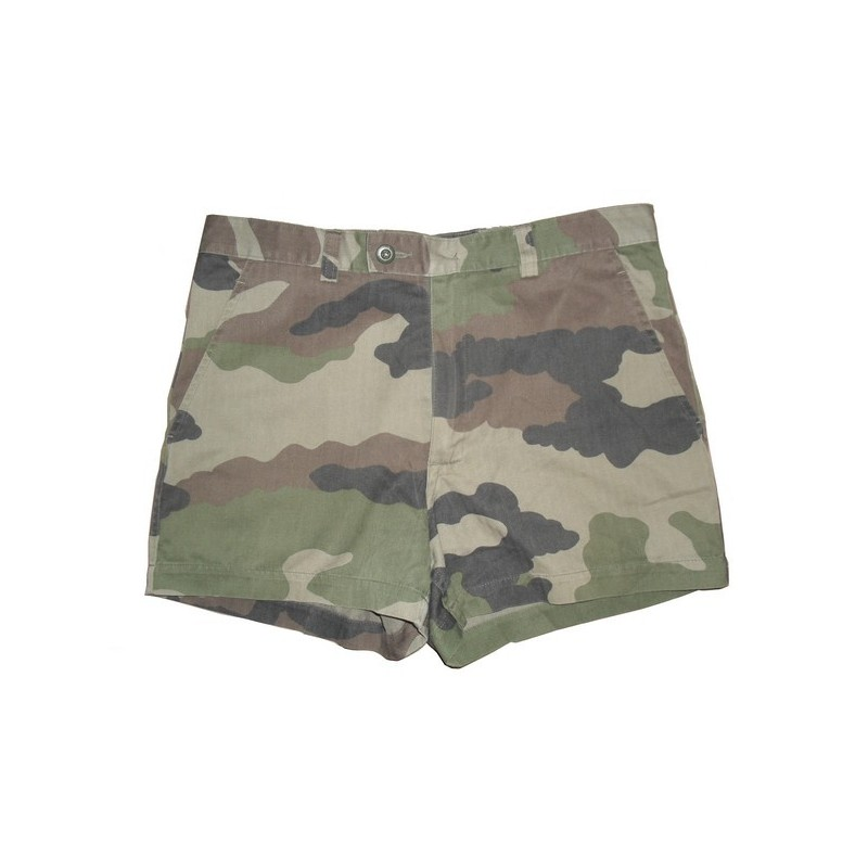 4cdab7f9aceaf Short militaire camouflage centre europe
