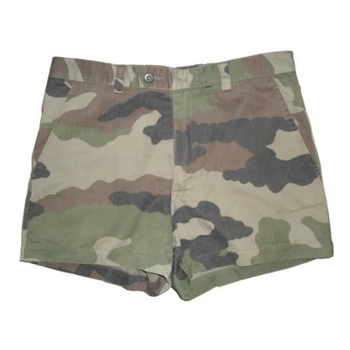 Short camouflage occasion Armée Française