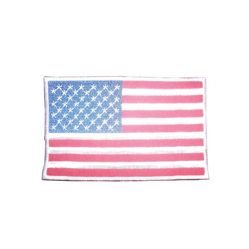 Mini drapeau ou écusson américain