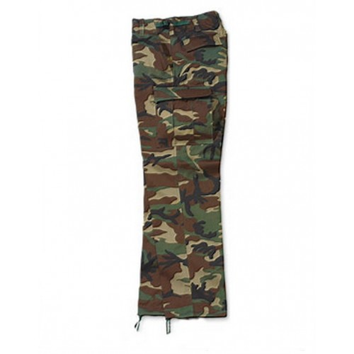 Pantalon enfant type US camouflage