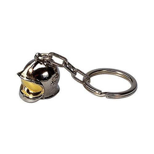 Porte clés casque F1 pompier