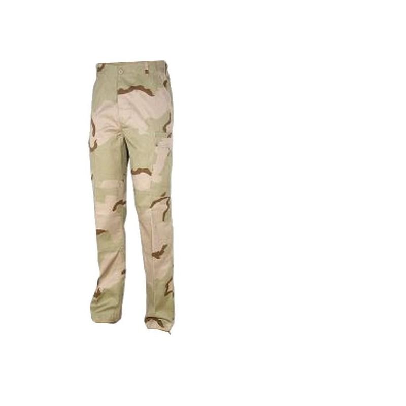 0c833d88242e4 Pantalon de treillis bdu camouflage desert - Surplus Le Casque Bleu
