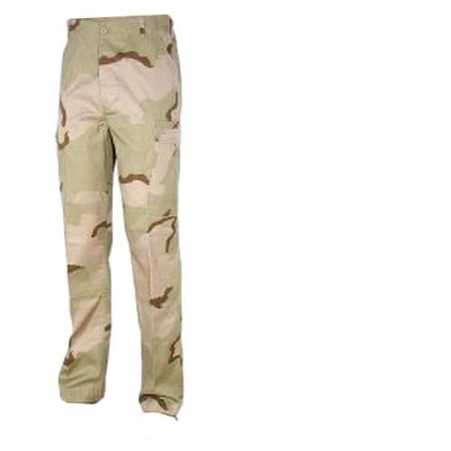 Pantalon treillis BDU camouflage désert