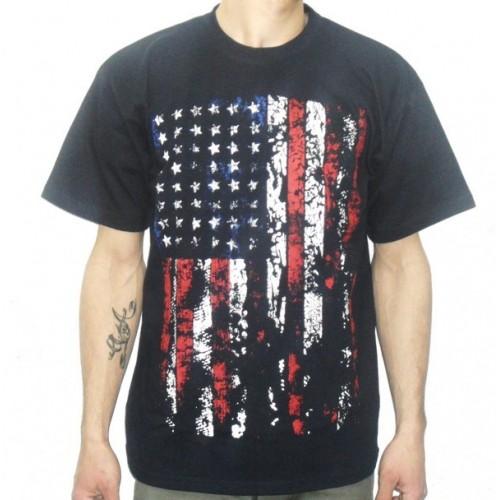 Tee shirt drapeau américain
