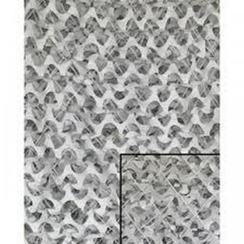 Filet de camouflage paramilitaire blanc 3m x 6m