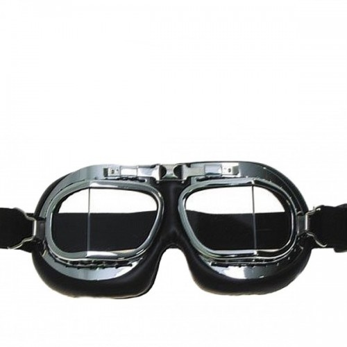 Lunette aviateur chrome