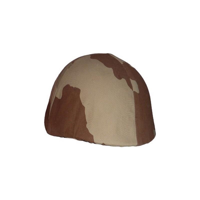 Couvre casque camouflage désert
