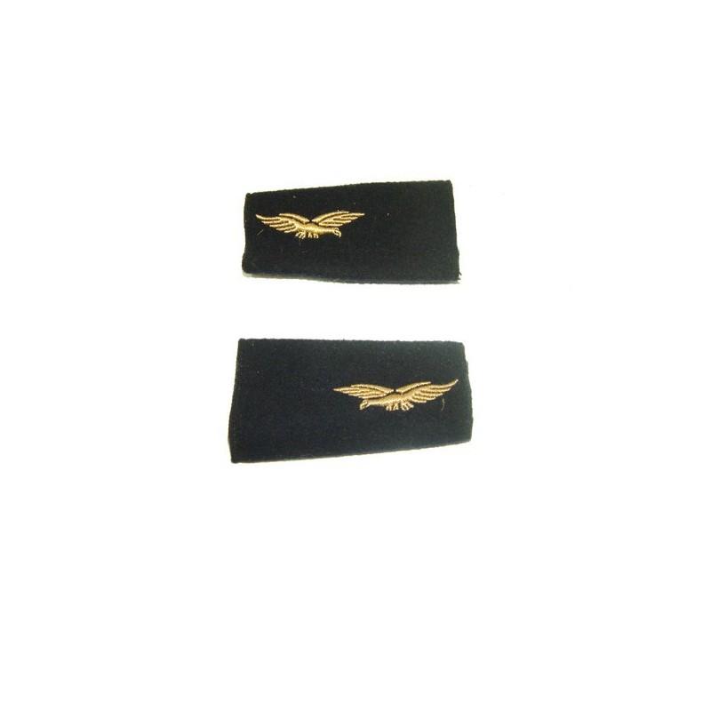 Fourreaux d'épaulettes de l'armée de l'air