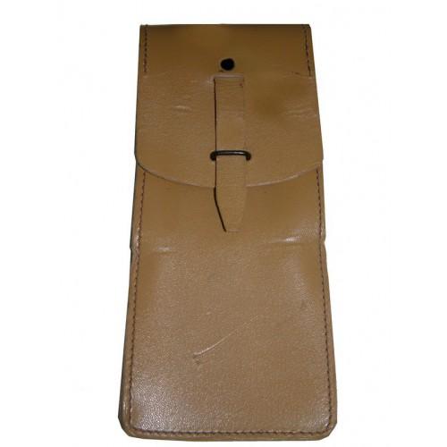 Porte chargeur cuir grand modèle