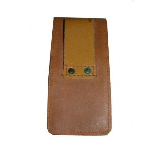 Porte chargeur cuir petit modèle