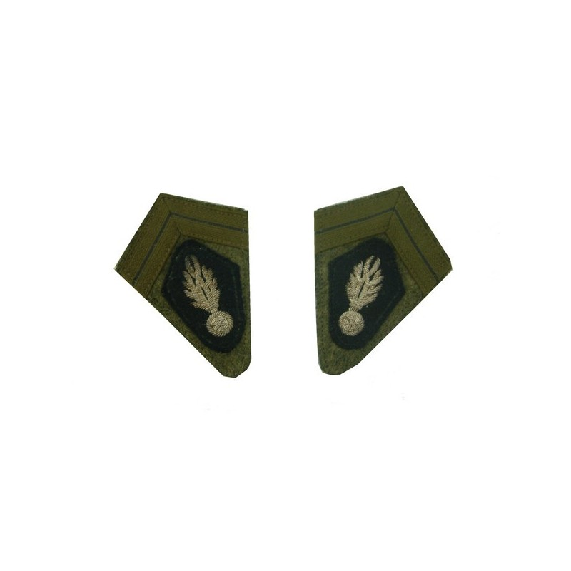 Ancien grade gendarme