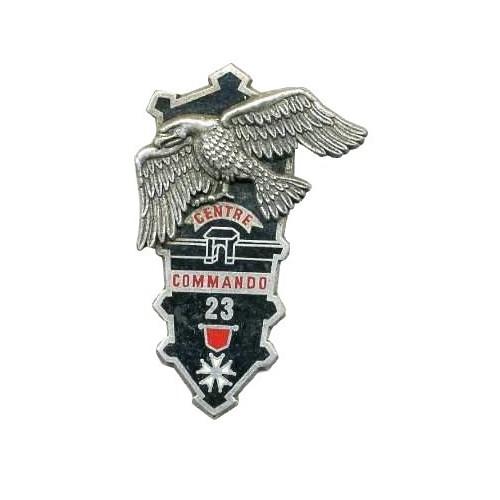 Insigne Centre Commando 23 RI