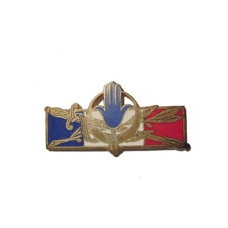 Insigne Forces Française en Afrique du nord