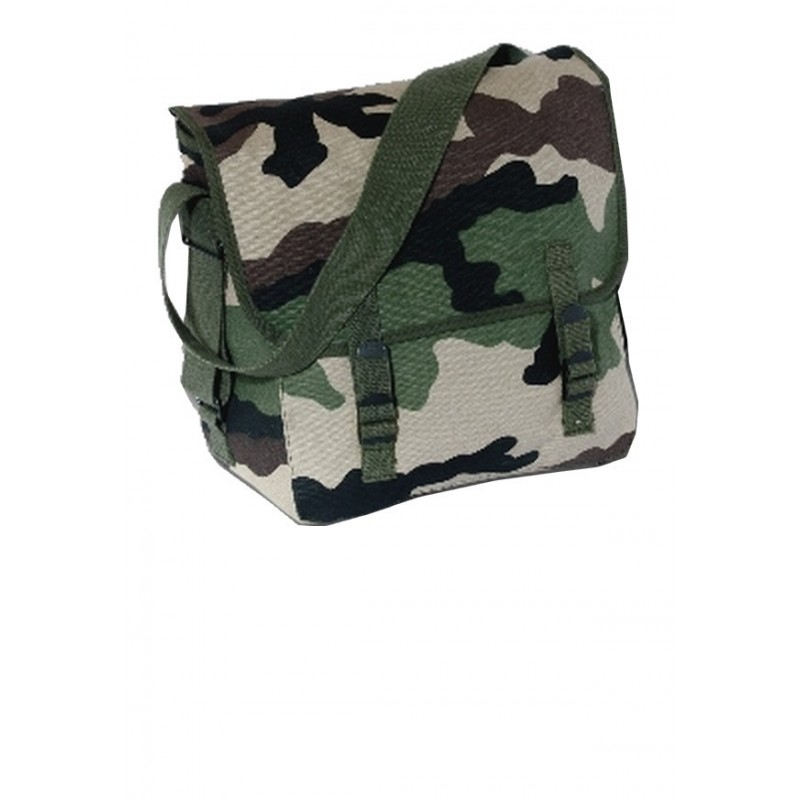 Musette camouflage