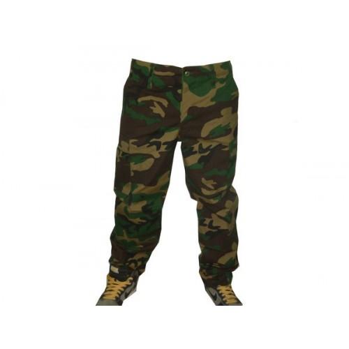 Treillis rip-stop camouflage