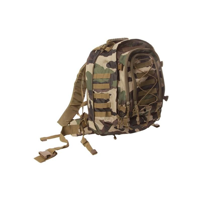 Sac à dos modulable 45/60L A.R.E.S camouflage