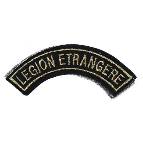 Ecusson brodé Légion étrangère