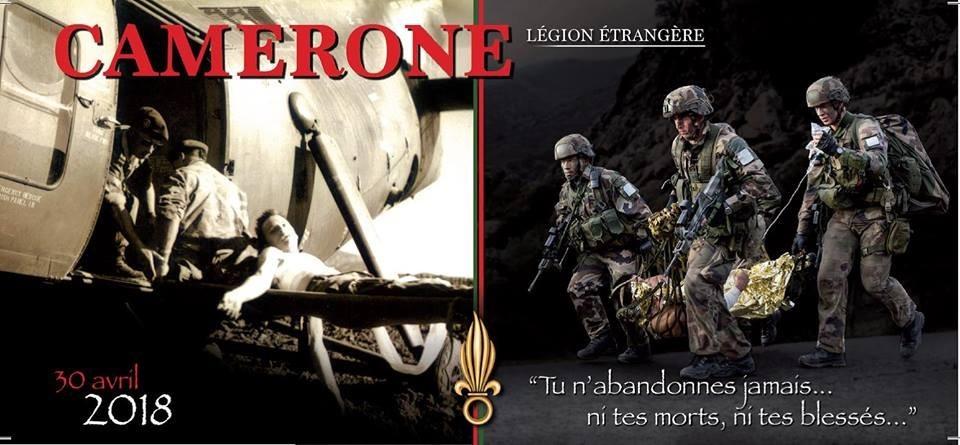 Camerone Légion Etrangère